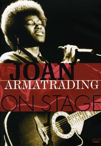 DVD : Joan Armatrading - On Stage (Holland - Import, NTSC Format)