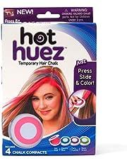 صبغة الشعر المؤقتة من هوت هيوز للجنسين على هيئة طباشير