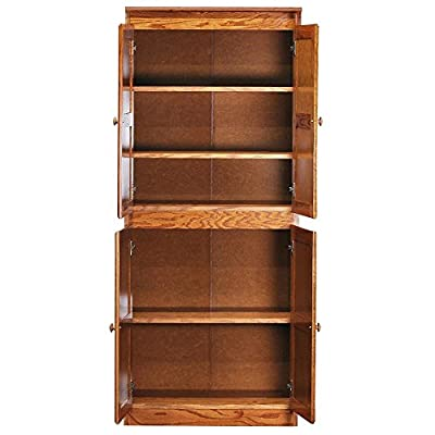 Concepts in Wood Dry Oak KT613B Storage/Utility Closet