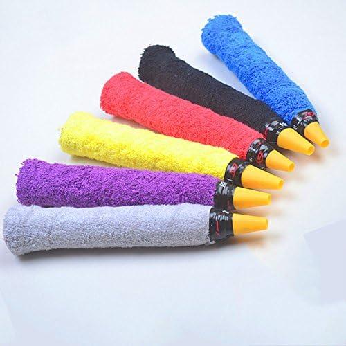 Luxsea Cotton Towel Badminton Racket Grip