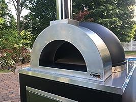 ilfornino Elite Plus Generación III - Horno de leña para pizzas ...