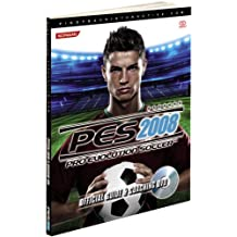 Pro Evolution Soccer 2008: Official Guide and DVD (Prima Official Game Guides) (Prima Official Game Guides) (Prima Official Game Guides)