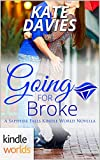 Sapphire Falls: Going For Broke (Kindle Worlds Novella)