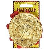 Beistle 60293 Sombrero Hair Clip