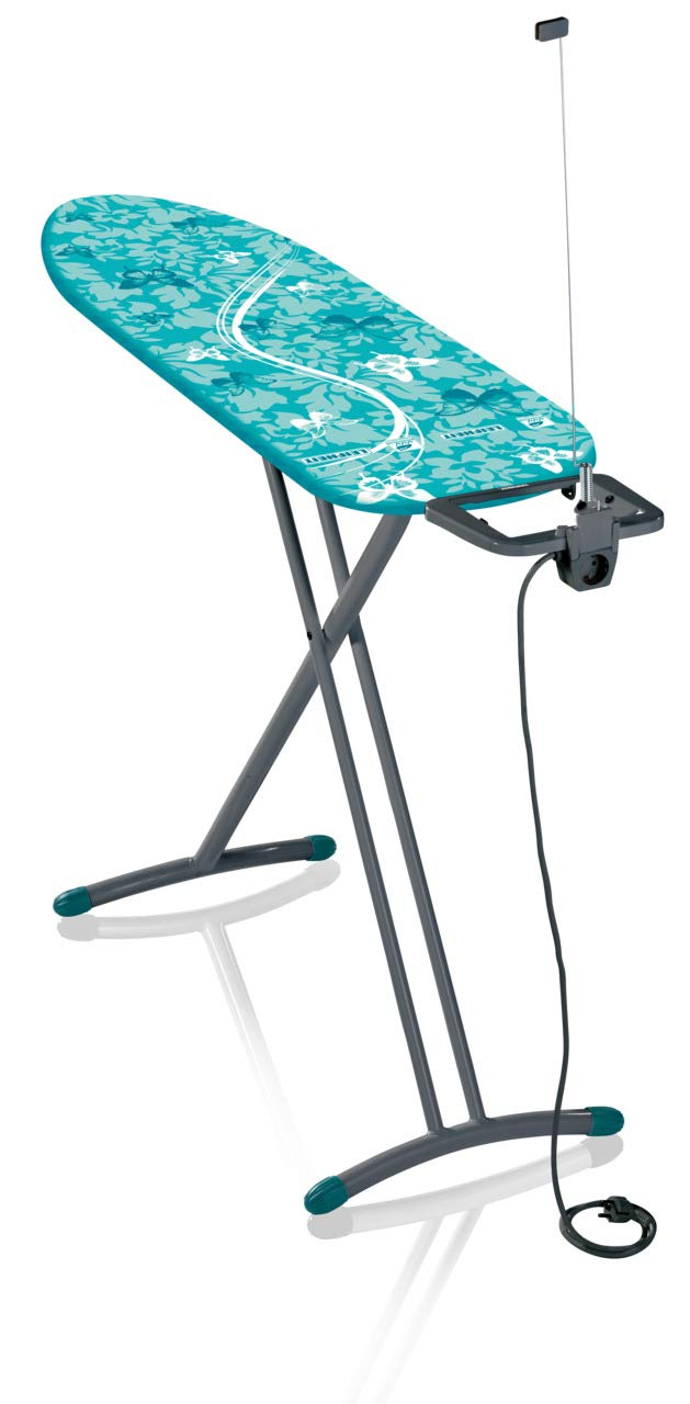 Leifheit AirBoard Solid Plus Tabla de Planchar M Azul