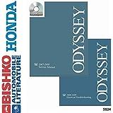2007 2008 2009 Honda Odyssey Shop Service Repair Manual CD W/ETM Engine Wiring