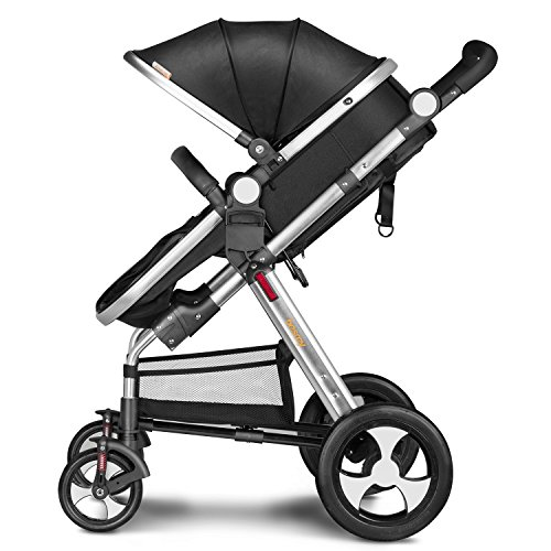 2 In 1 Car Seat And Pram - 9