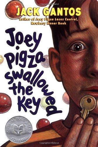 Joey Pigza Swallowed the Key (Joey Pigza Books) by Gantos, Jack (2001) Paperback