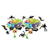 Wham-O STAY 'N PLAY Sticky Snot Variety Game Sets,  2.5 x 12 x 9 inches, various colors