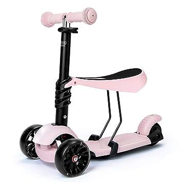 Patinete Scooter 3 en 1 con Asiento Desmontable Ideal para ...