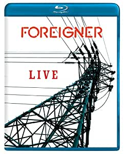 Foreigner: Live [Blu-ray]