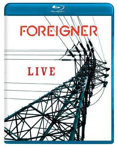 Foreigner: Live [Blu-ray] by RLJ ENT/SPHE