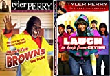 i can do bad all by myself play - Tyler Perry's Meet the Browns The Play & Laugh to Keep From Crying 2-DVD Bundle