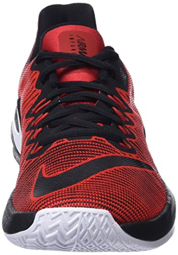 II Homme Air Oro white Metallizzato University Max de Nike Black Infuriate Nero Chaussures 600 Basketball Red Rouge pCqd0BW4