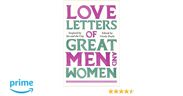 Love Letters of Great Men and Women: Amazon.es: Ursula Doyle ...