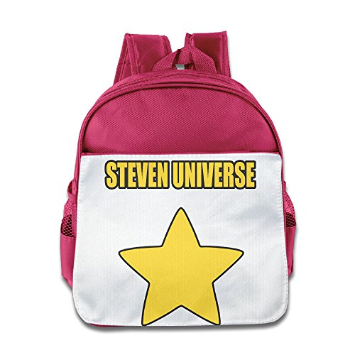 [HYRONE Steven Star Logo Universe Kids Children School Bagpack Bag For 1-6 Years Old Pink] (Magic Mike Baby Costume)