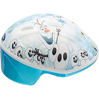 Bell Frozen Olaf Sunshine & Happiness Toddler Helmet: Sports & Outdoors