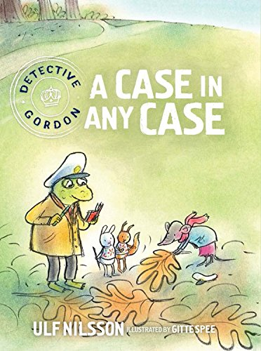 A Case in Any Case (Detective Gordon)