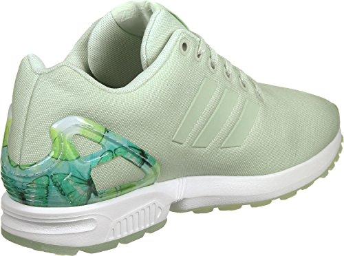 adidas Zx Flux, Zapatillas para Mujer turquesa