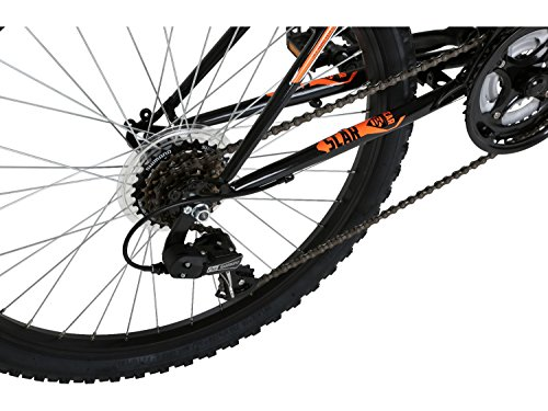 Freespirit Chaotic Junior Bicycle Cycle Bike Orange