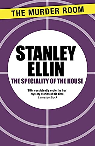 book cover of The Speciality of the House