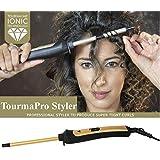 Vfm Professional Thin 9mm Barrel Hair Curling Salon Wand Salon