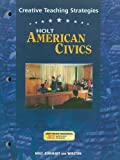 American Civics, Holt, Rinehart and Winston Staff, 0030676916