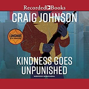 Kindness Goes Unpunished Audiobook