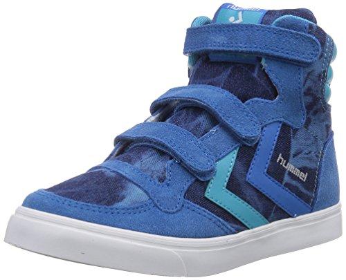 Hummel Fashion Heren Sneakers Blauw