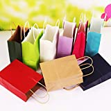 SaveStore Paper Bags 10x15cm Mini Colorful