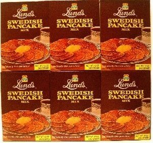 Lund's Swedish Pancake Mix 6-Pack