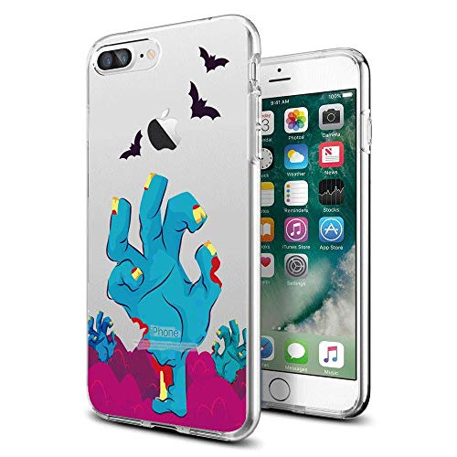 Funny Halloween Clear iPhone case for iPhone 7