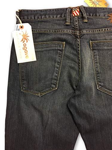 W32 tama Flex Sea o azul Agave Cliff Pragamist denim Jeans en 0ZtqUw