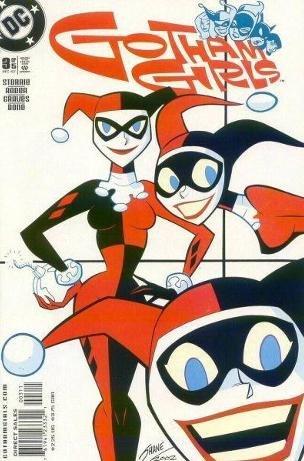 Gotham Girls #3