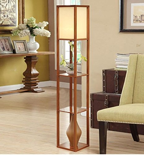 Lampadaire style chinois simple salon lampadaire chambre ...