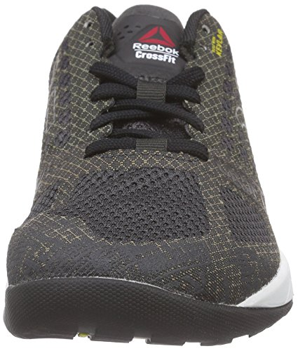 Black 5 Reebok Crossfit Coal Grey Grey Red 0 Running Shark Women's Motor Tin Nano White n0Zd8xrn