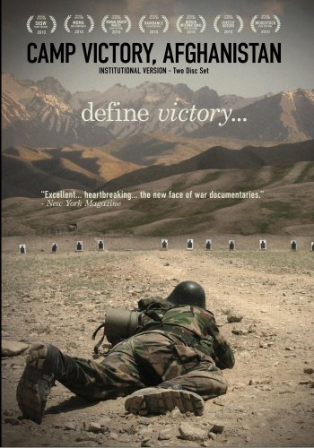 Camp Victory, Afghanistan (Institutional Use- Library/High School/Non-Profit) by BOLO Productions, LLC