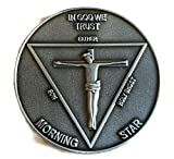LUCIFER (TV Show) Lucifer Morningstar Pewter-Tone