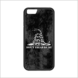 Amazon Com Fashion Unique Design Best Custom Don T Tread On Me Gadsden Flag Tpu Laser Technology Case Cell Phone Cover For Apple Iphone 6 4 7 0697042923185 Books