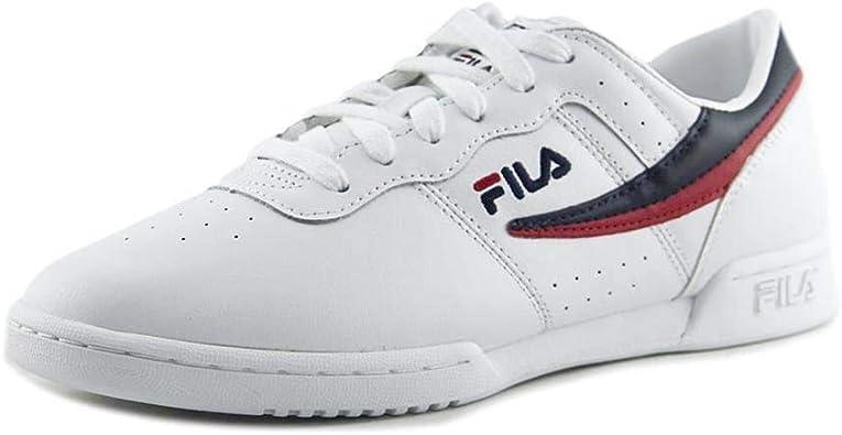 Fila Womens Original Fitness White/Navy
