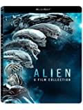 Alien Collection 1-6 (Steelbook) (Blu-ray)