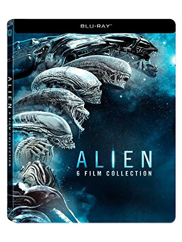 Alien 1-6 Collection (Steelbook) (Blu-Ray)