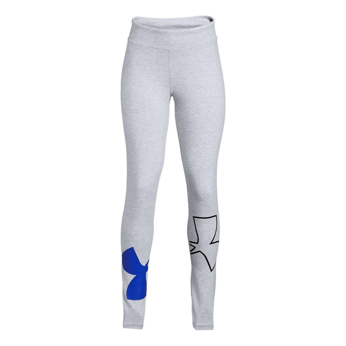 10acf3efa8caa Amazon.com : Under Armour Girls Favorite Knit Legging : Clothing