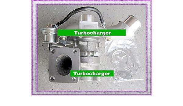 Amazon.com: GOWE TURBO for TURBO RHF4H VL35 VL25 VF400007 55181245 Turbocharger For FIAT Idea Doblo Punto 2 Lancia Musa 1.9 JTD 1.9L Multijet 8V 1.9TD 74KW: ...
