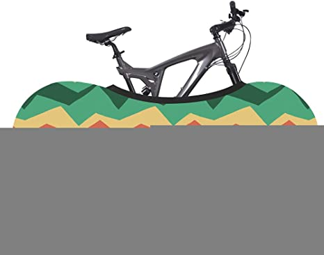 Cubierta De Almacenamiento Interior Para Bicicletas, Cubierta De Bicicleta De Montaña Para Interiores, Cubierta De Almacenamiento De Bicicletas, Garaje De Cadenas ...