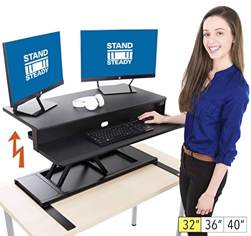 Used, Flexpro Power Electric Standing Desk | Electric Height-Adjustable for sale  Delivered anywhere in USA