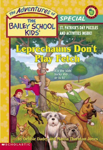 Leprechauns Don't Play Fetch (Turtleback School & Library Binding Edition)