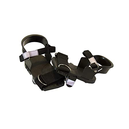 TerraTrike Heel Support Pedals with Straps Pair
