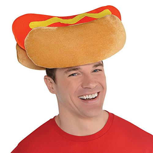 Hot Dog Hat - Hot Dog