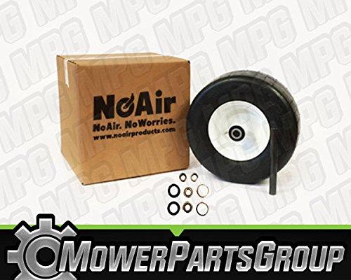 NoAir (1) Exmark Flat Free Lazer Z Front Wheel Assembly 13x6.50-6 103-0065 103-0069